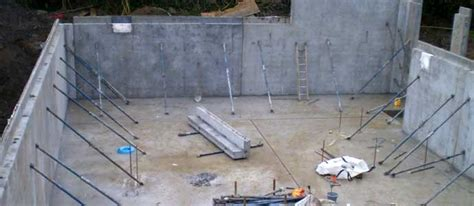 concrete basement walls precast concrete basement walls