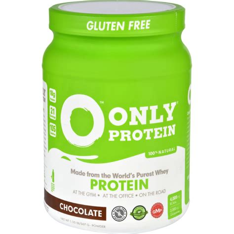 Whey Protein 1 Lbs only protein whey protein chocolate 1 25 lb