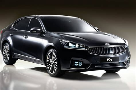 How Much Is A Kia Cadenza Kia Finally Reveals All About The New Cadenza K7 Motorchase