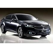 Kia Finally Reveals All About The New Cadenza/K7  MotorChase