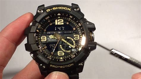 Casio G Shock Gg1000 casio g shock gg1000 mudmaster on function demo not