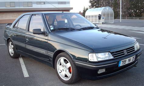 Peugeot 405 Slx Peugeot 405 Mi16 2606653