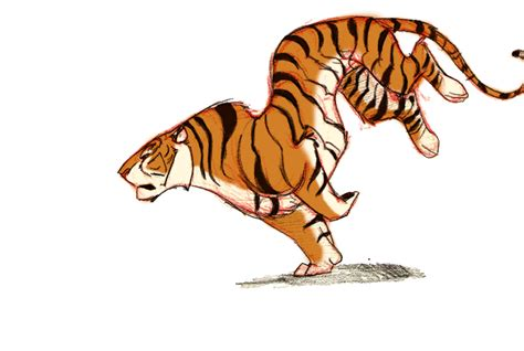 animated gifs clipart tiger clipart animated gif pencil and in color tiger