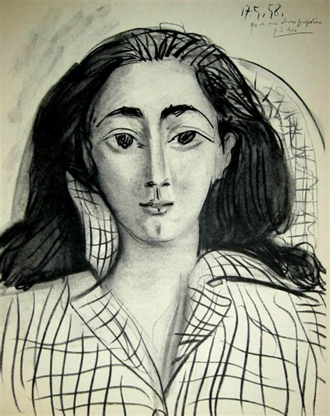 picasso paintings of jacqueline surreal conceptual photography arts pablo