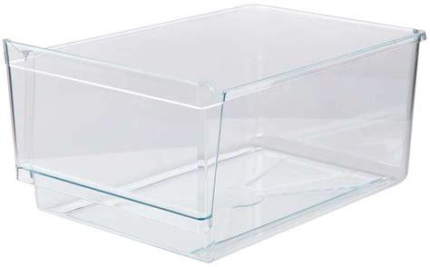 Miele Freezer Drawers by Miele Fridge Vegetable Drawer 370x250x160mm Fhp Fi