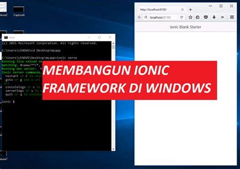 tutorial ionic windows tutorial web design indonesia belajar web design