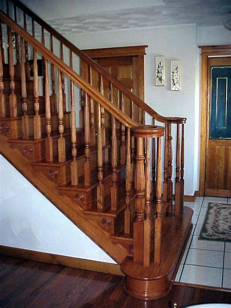 wooden designs beautiful wooden staircase railing designs in 7910