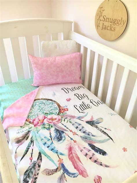 baby crib blankets baby cot crib quilt blanket dreamcatcher baby