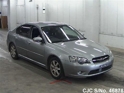 2005 subaru legacy b4 2005 subaru legacy b4 gray for sale stock no 46878