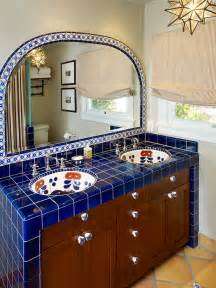 Spanish Tile Bathroom Ideas by Spanish Style Decorating Ideas Interior Design Styles