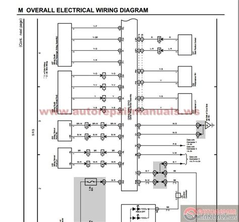 electrical wiring diagram 2007 toyota fj cruiser
