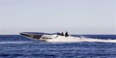 cigarette boat company image cigarette amg electric drive boat concept inspired