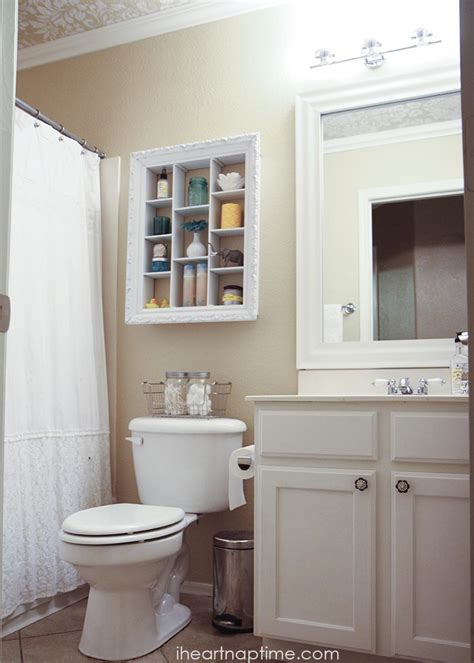 Bathroom Makeovers Inexpensive Bathroom Makeover On The Cheap 1 I Nap Time