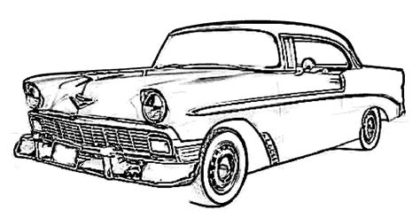 classic cars coloring pages for adults car printable coloring pages 07 coloring pages