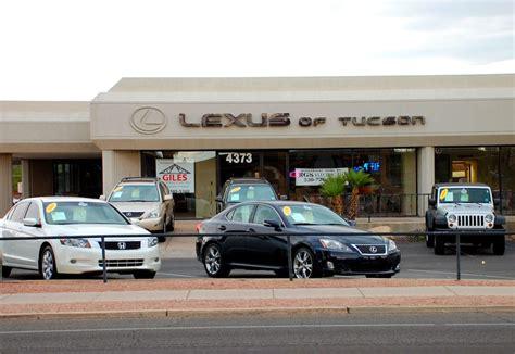 lexus of tucson on speedway 12 photos 27 reviews