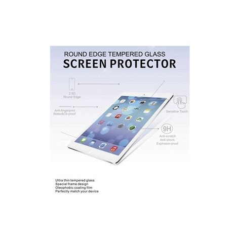 Tempered Glass Polytron W 2500 Glassscreen Protector 2 air screen protectors