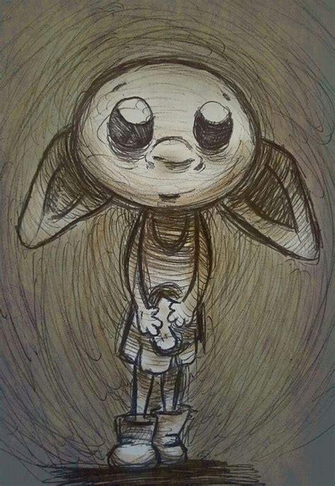 Pencil Drawing Cute