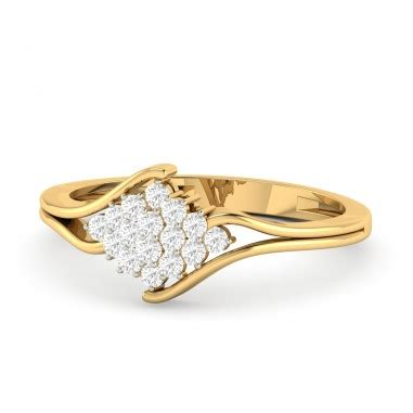 buy diamond rings online in latest 2019 designs at best price pc jeweller