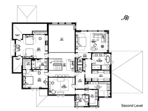 floor plan of a modern house modern house floor plans modern house floor plans free