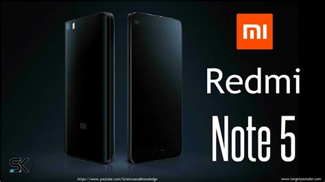 Handphone Xiaomi Redmi Note 5 xiaomi redmi note 5 spotted on another ecommerce site to