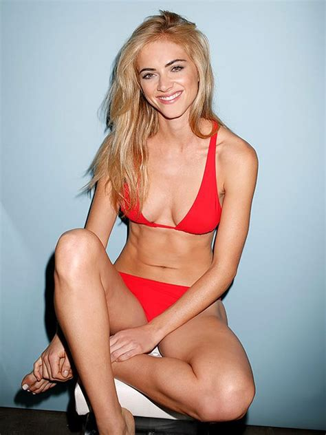 emily wickersham emily wickersham blonde toned abs of hotness featured in
