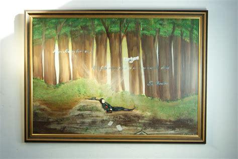 Le Dormeur Du Val Peinture by Alain Fournier Le Dormeur Du Val Alain Fournier The