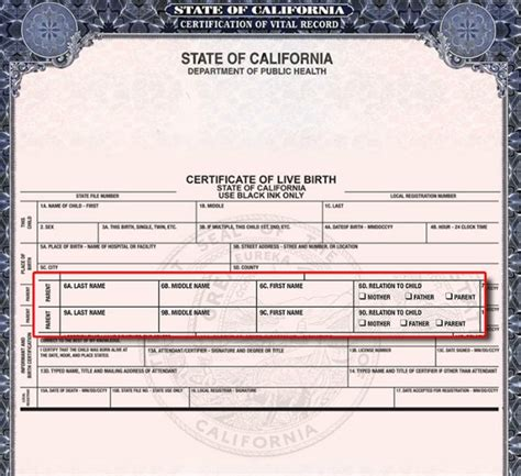 La County Recorder Birth Certificates Birth Certificate California Los Angeles Locations Best