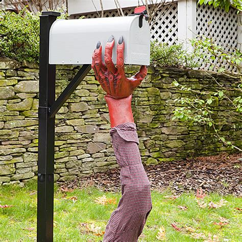 decorating mailbox for 15 and scary ideas how to decorate your mailboxes for