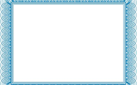 design is blank certificate template png gallery certificate design and