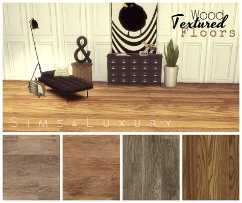 the sims 4 flooring set wood textured floors set 1 at sims4 luxury 187 sims 4 updates
