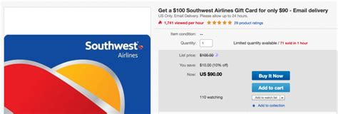 southwest sale save big with this combo southwest sale and gift card sale