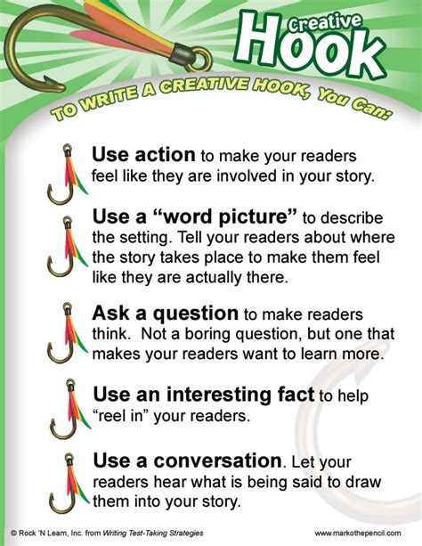 What Is A Hook In Writing An Essay by Writing