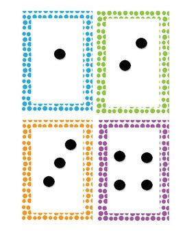 number pattern cards these are dot patterned cards with number dot patterns for