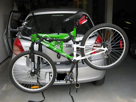 Vehicle Bike Racks by Car Bike Rack Hatchbackmanunez