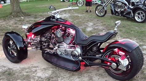scorpion motocross scorpion rt custom three wheeler youtube