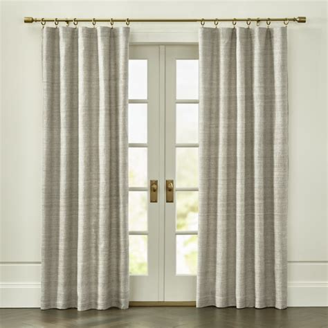 cotton curtain panels organic cotton curtain panels loading zoom 96 inches