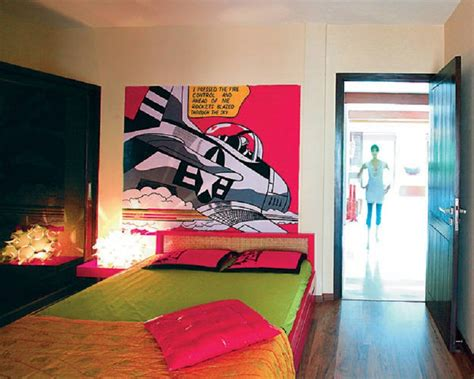 pop art bedroom create a fantastic kid s room tips by elle decor