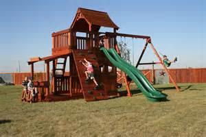 backyard slides for kids wooden best outdoor playsets for kids in backyard playground kids
