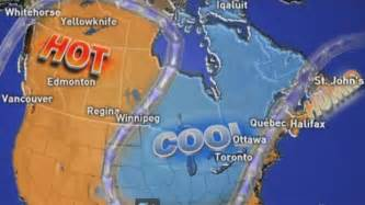 jetstream map canada wacky summer weather blame the jet climatologist
