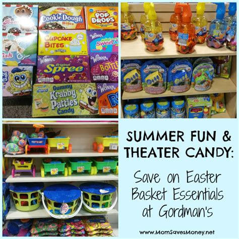 Gordmans Gift Card Deal - gordman s easy diy themed easter basket 20 off coupon plus a 25 gift card