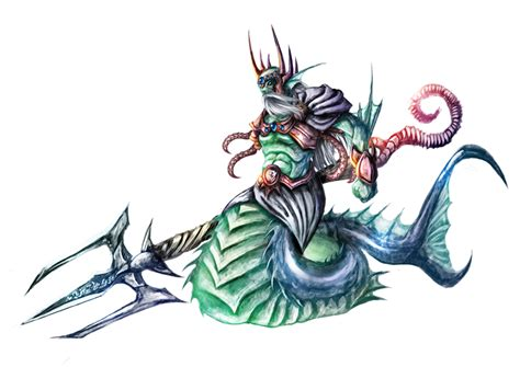 nereo king of the seas by dragolisco on deviantart