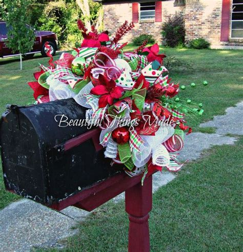 best 25 christmas mailbox decorations ideas on pinterest