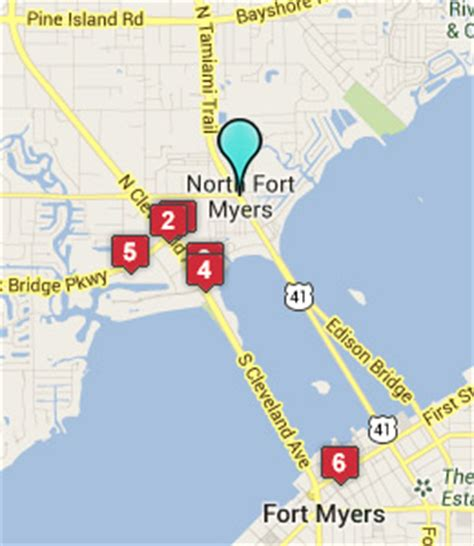 fort myers resort map attractions in naples florida fort myers area attractions