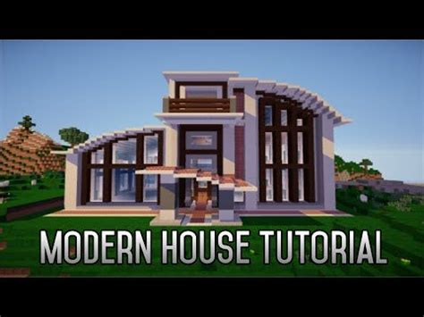 minecraft home design youtube minecraft tutorial how to build a modern house ep1