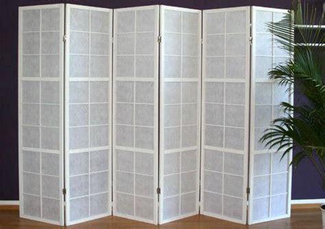 screen room divider uk shoji room divider window screen white 6 panel room