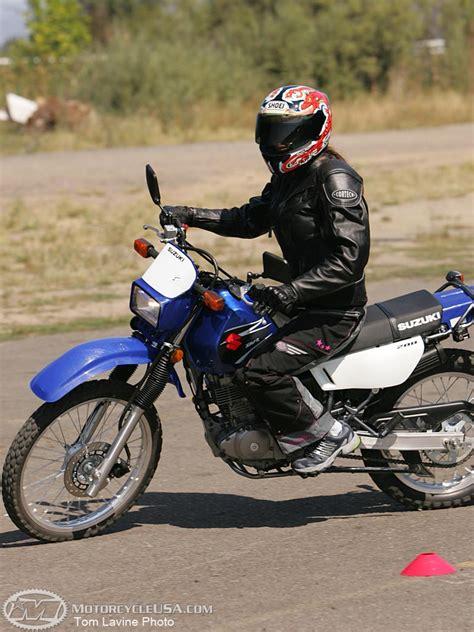 2006 Suzuki Dr200se 2006 Suzuki Dr200se Comparison Motorcycle Usa