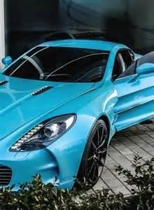 Turquoise Aston Martin Aston Martin Martin O Malley And Blue On