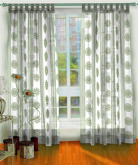 Block Print Curtains 2 Pcs Set Of 42x84 Reflection Sanganeri Jaipur Block Print Curtains Home Fashion