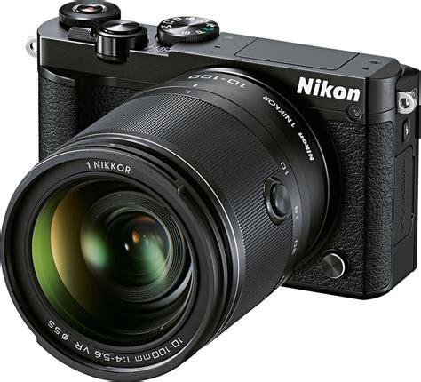 Kamera Nikon J5 nikon n1 j5 kit system kamera 1 nikkor vr 10 100 mm 1 4 0