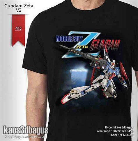 Kaos 3d Husqvarna 4 Warna Anak by Kaos 3d Gundam Kaos Gambar Gundam 3d Dan 4d Kaos 3d Bagus